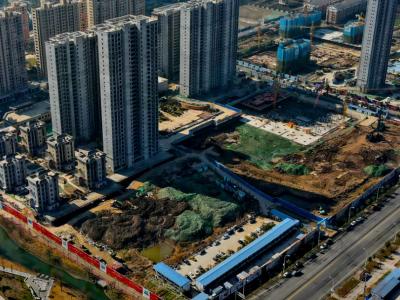 状元华府高空全景2021-1